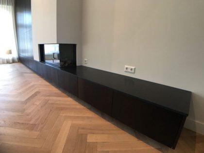 """Project Utrecht """" Openhaard meubel """""""