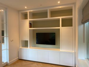 "Project Driebergen "" Tv meubel """